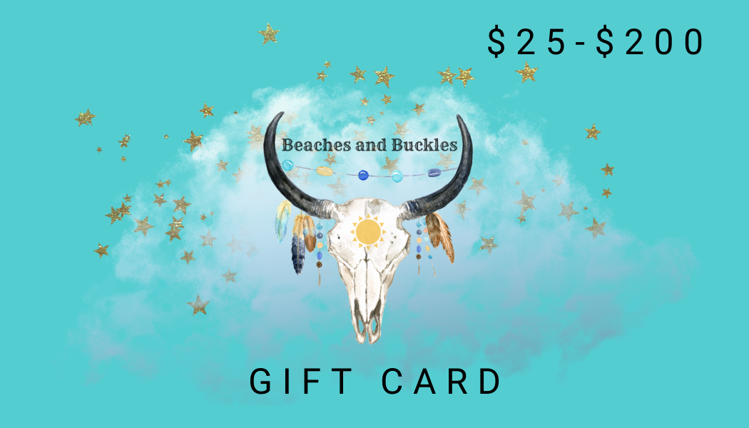 Beaches & Buckles Gift Card