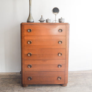 Art Deco Tallboy