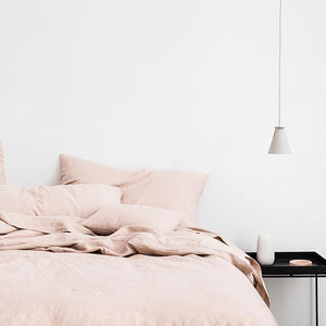 Cultiver Duvet Set - Blush