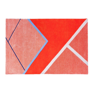 Field House Rug by PIECES by an Aesthetic Pursuit