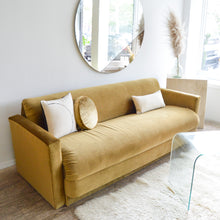Load image into Gallery viewer, Golden Olive Sofa