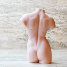 Load image into Gallery viewer, Hannah Female Figure Candle - Blush