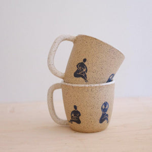Lady Mug by HEA Ceramics