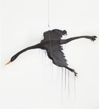 Load image into Gallery viewer, Flying Black Bird by Tamar Mogendorff