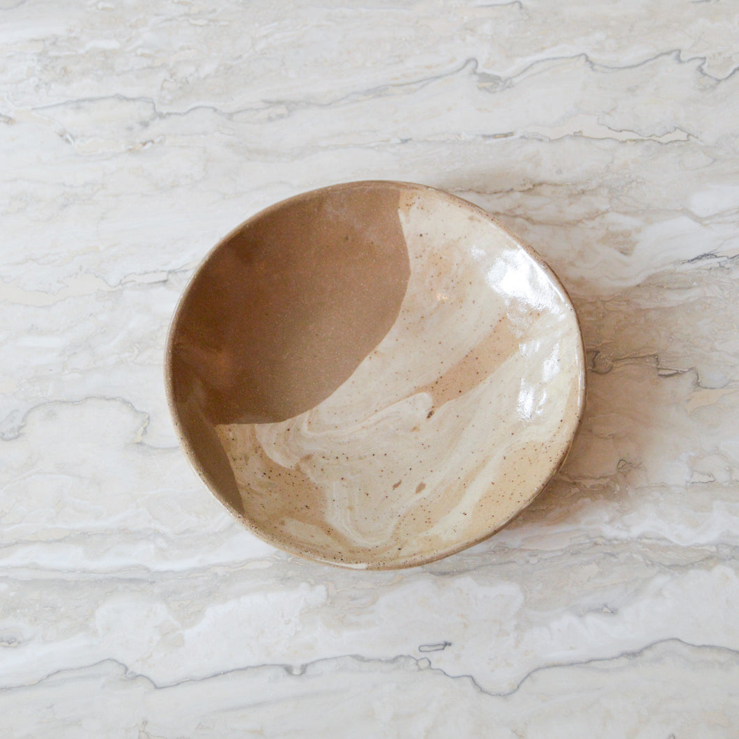 Marbled Mezze Bowl 1 - MYS Ceramics