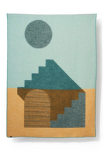 Load image into Gallery viewer, ASPECT Wool Blanket by Yanyi Ha