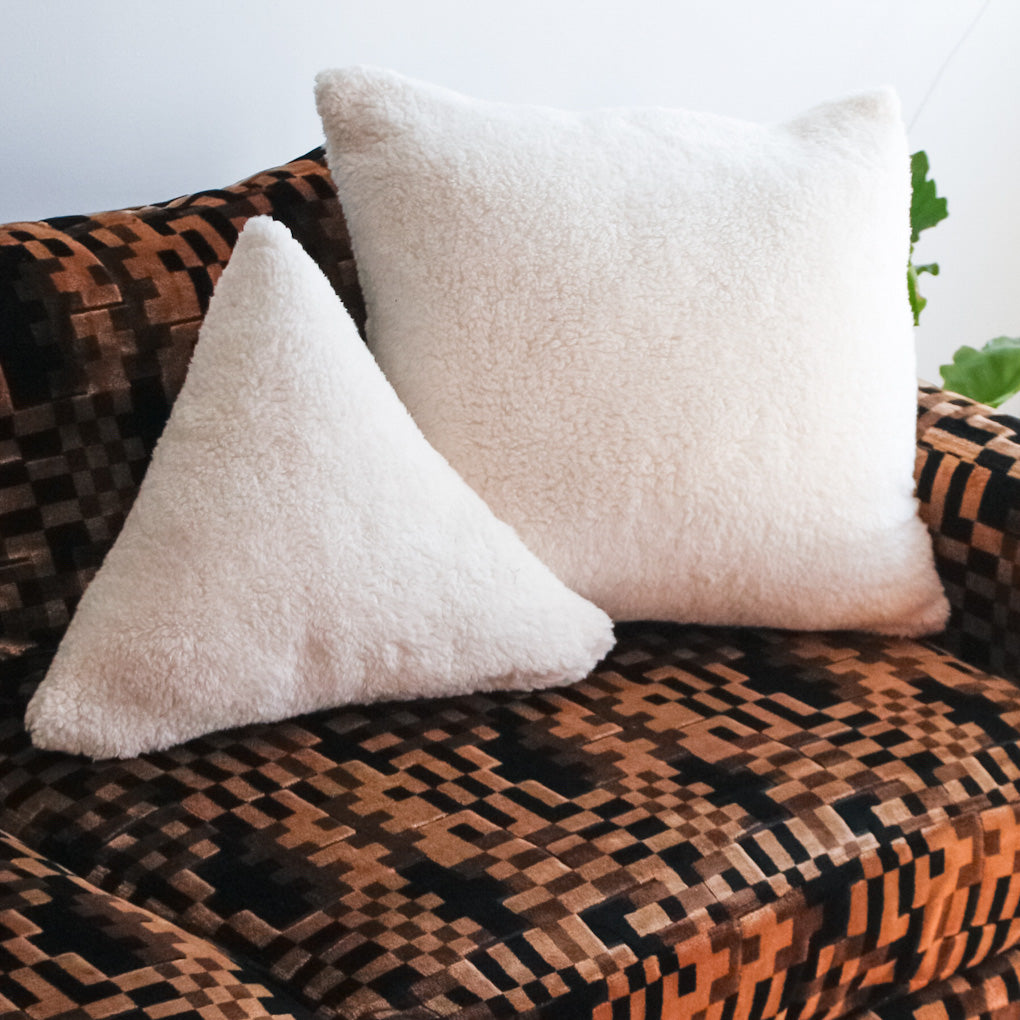 Sherpa Cloud Square Pillow