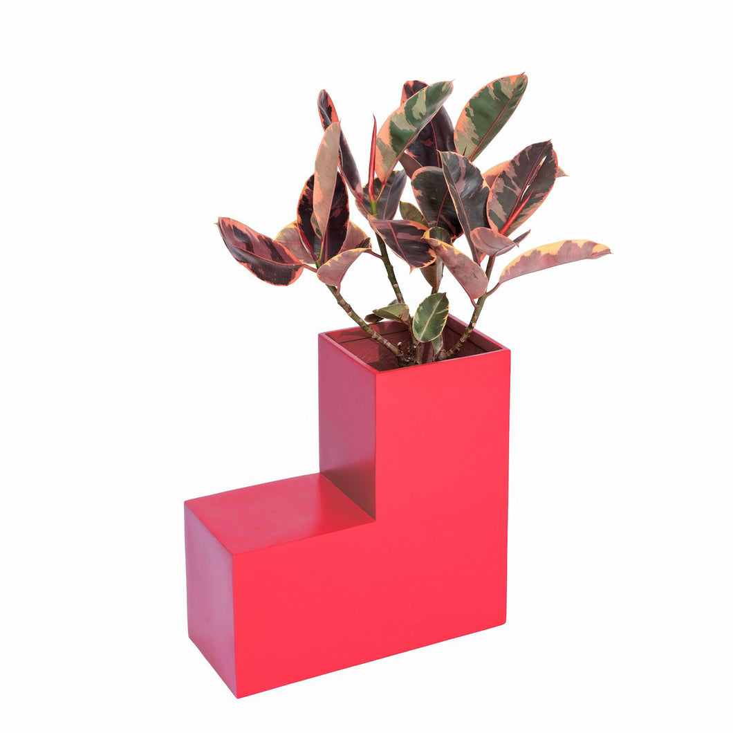 Tetris Planter by PIECES by an Aesthetic Pursuit