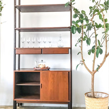 Load image into Gallery viewer, Lyby Mobler Style Teak Shelves