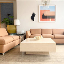 Load image into Gallery viewer, Terra Cotta Twill Sofa & Loveseat