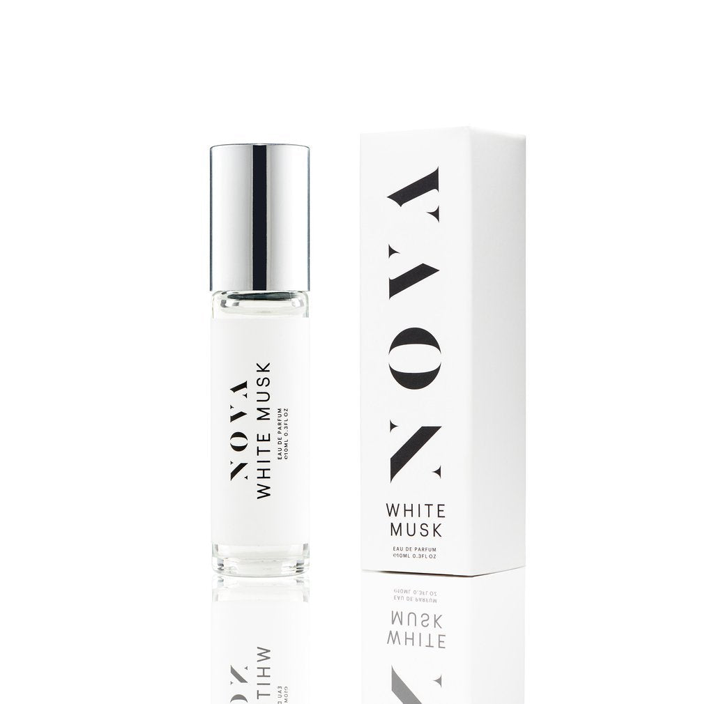 NOVA White Musk Roll-On  - 10ml