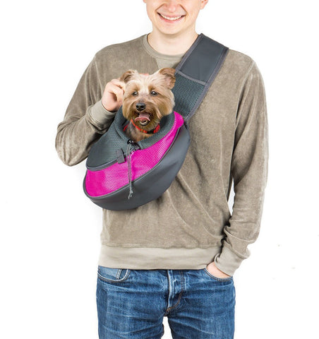 Dog Sling Bag Carrier
