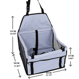 Dog Carrier Car Seat and Booster