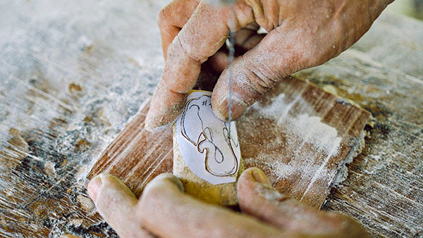 carving bali necklaces