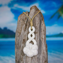 Load image into Gallery viewer, Hibiscus Twist Necklace Bali Necklaces