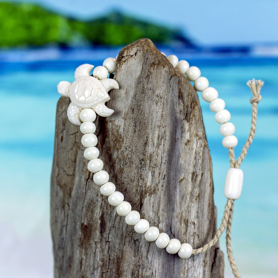 Sea Turtle Bracelet Bracelet Bali Necklaces