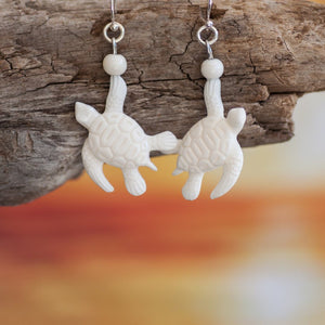 Sea Turtle Earrings Earring Bali Necklaces