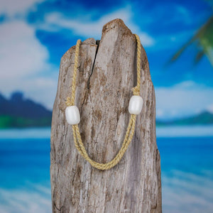 Whale Tail Pair Necklace Bali Necklaces