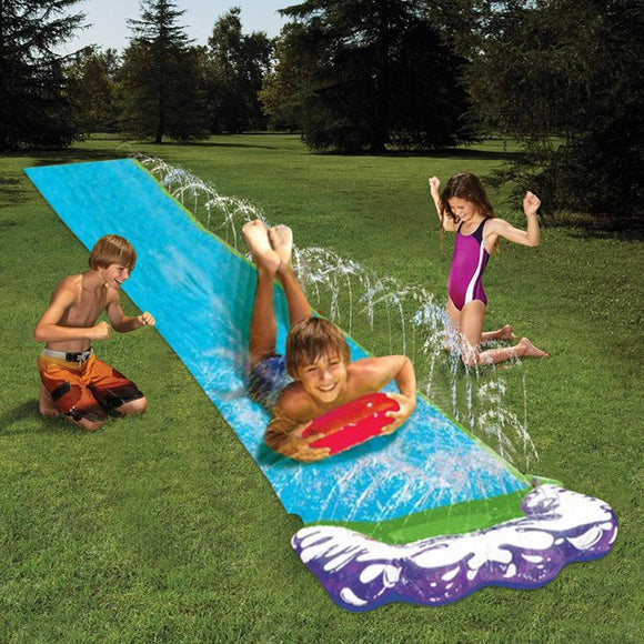 Giant Summer Water Slide