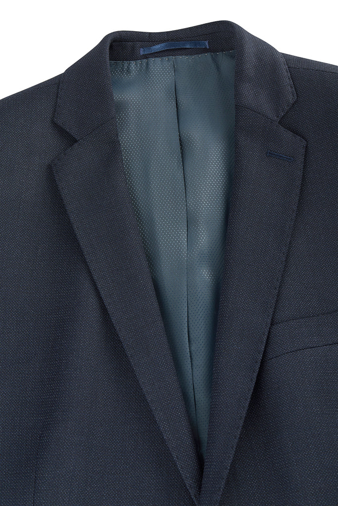 Herreblazer - Modern fit Navy