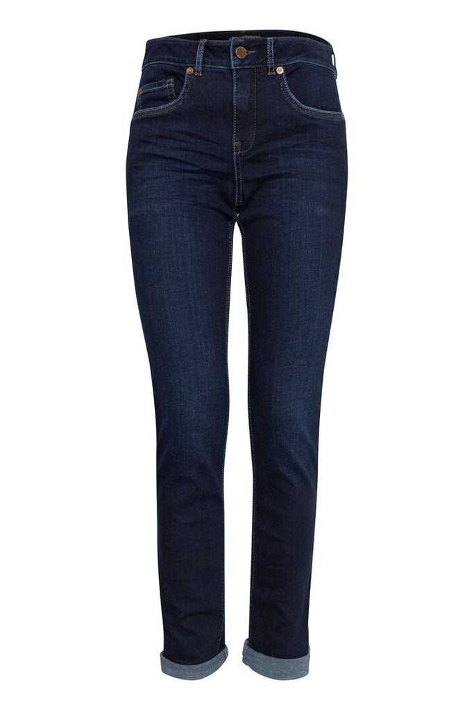 Pushup 25 Pam Slim Jeans - Mid waist
