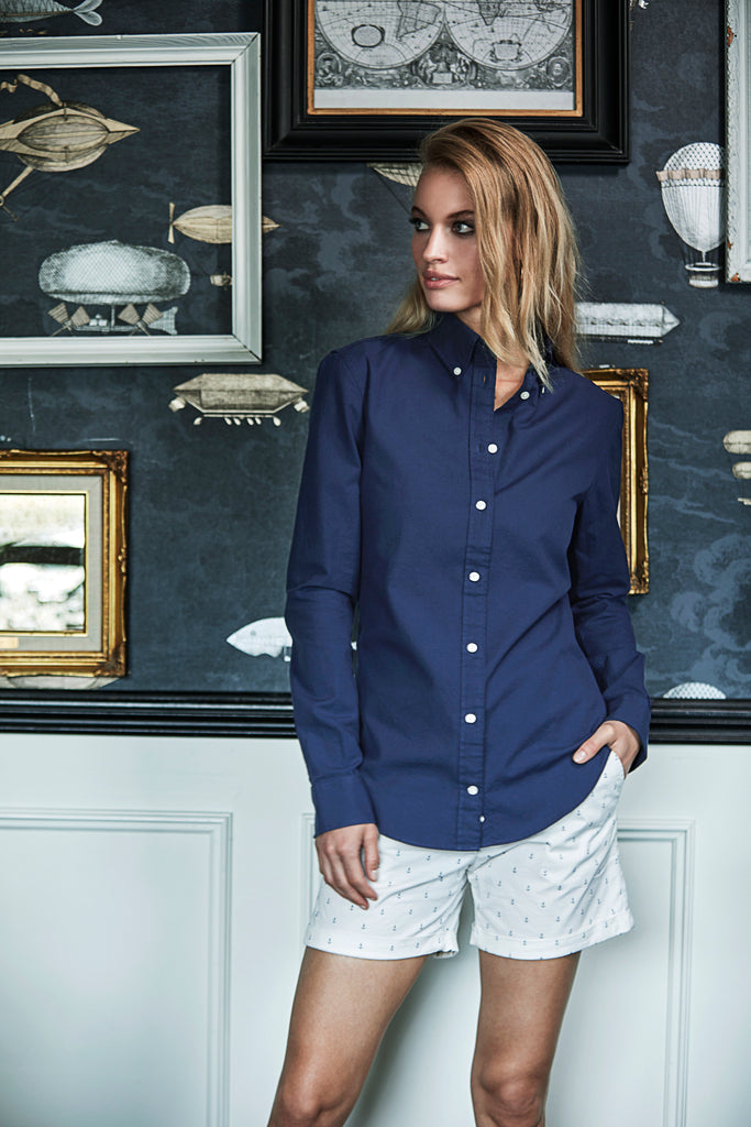Womens Perfect Oxford Shirt