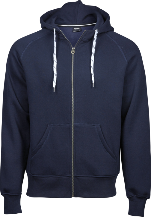 Fashion Full Zip Hood Tee Jays