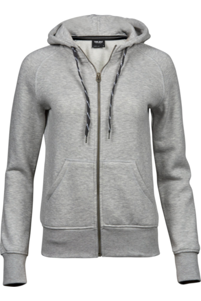 LADIES FASHION FULL ZIPP HOOD Tee Jays