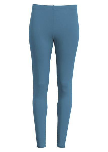Lange leggings - PETROLEUM