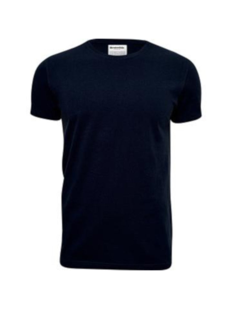 ORIGINAL men's r-neck tee no 3 navy