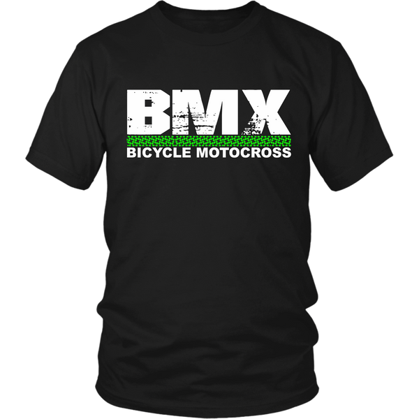 Classic BMX Bike T-shirt - Eat Sleep BMX Repeat T-Shirt Bicycle  Motocross - xpertapparel