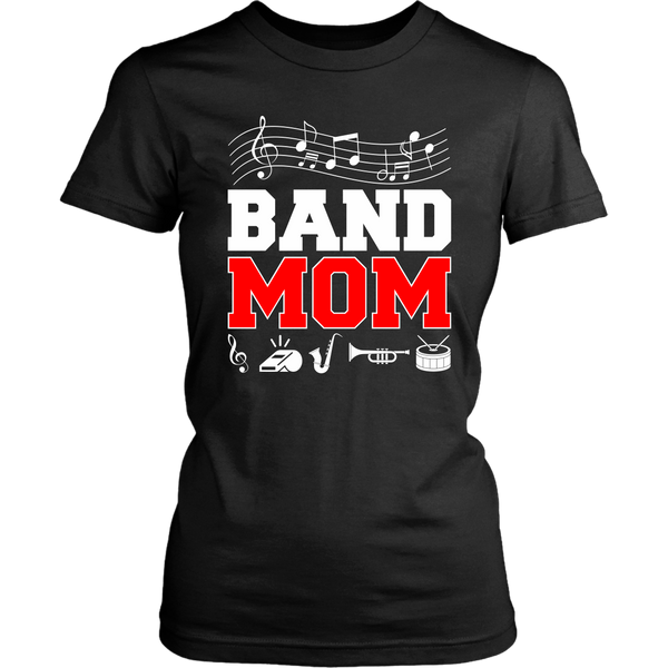 Band Mom Shirt,Marching Band Mom,Proud Band Mom,Living' That Band Mom Life, - xpertapparel