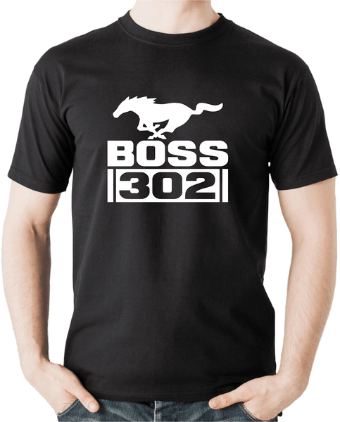 Ford Mustang Boss 302** Casual Tee
