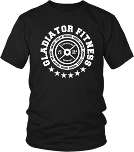 General Gym Workout Tee- Gladiator Fitness Everyday Tee  Workout fitness - xpertapparel