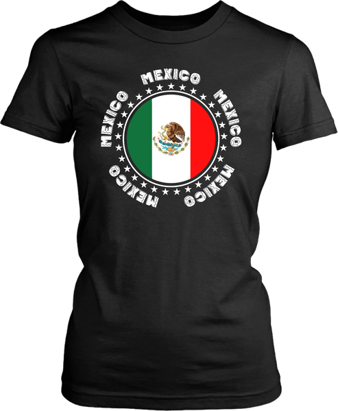 Mexico - Spirit T-shirt