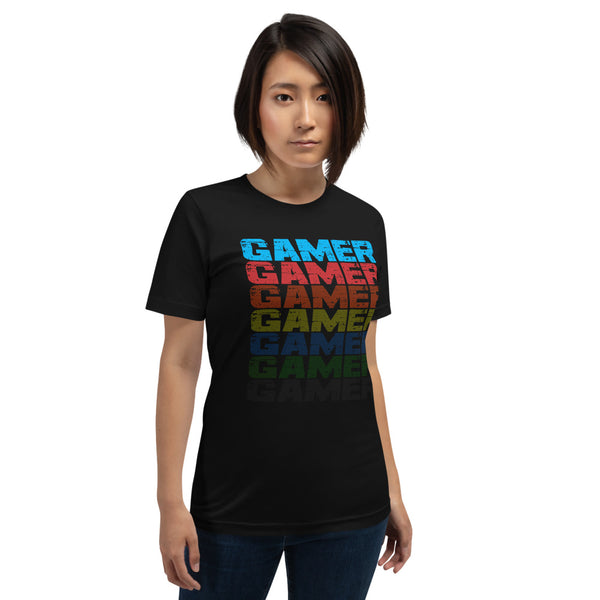 Faded Out Gamer Tee