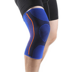2 Piece Fitness Knee Compression Sleeves Knee Pad Support For Athletic Powerlifting Basketball Crossfit Running Best Knee Brace - xpertapparel