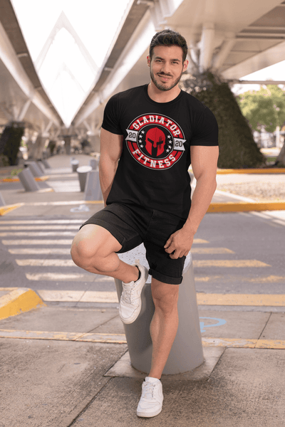 Gladiator Fitness Apparel Line T-shirt
