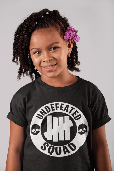 Undefeated Squad - Kids T-shirt, Game theme, Fortnite - xpertapparel