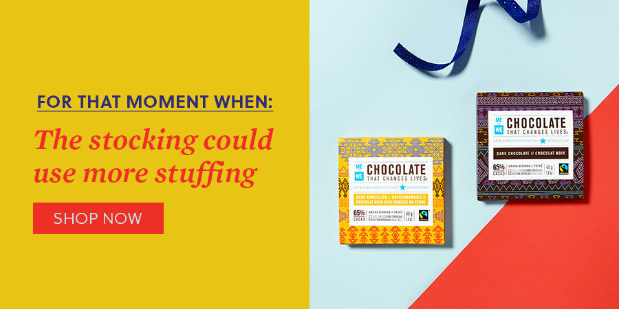 For that moment when: The stocking could use more stuffing - Shop now