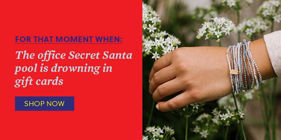 For that moment when: The office Secret Santa pool is drowning in gift cards - Shop now