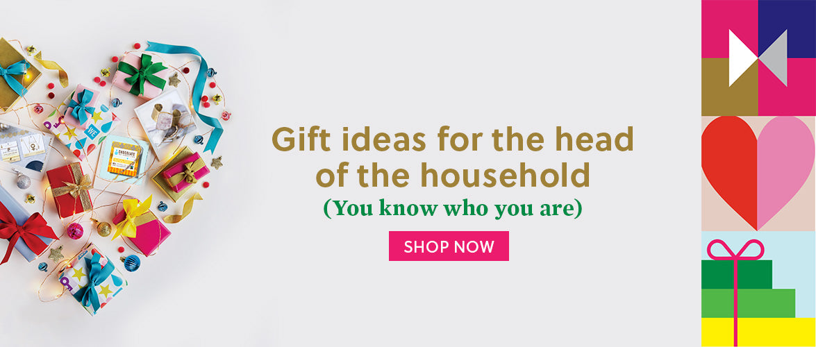 Gift ideas for the head of the household (You know who you are) - Shop now