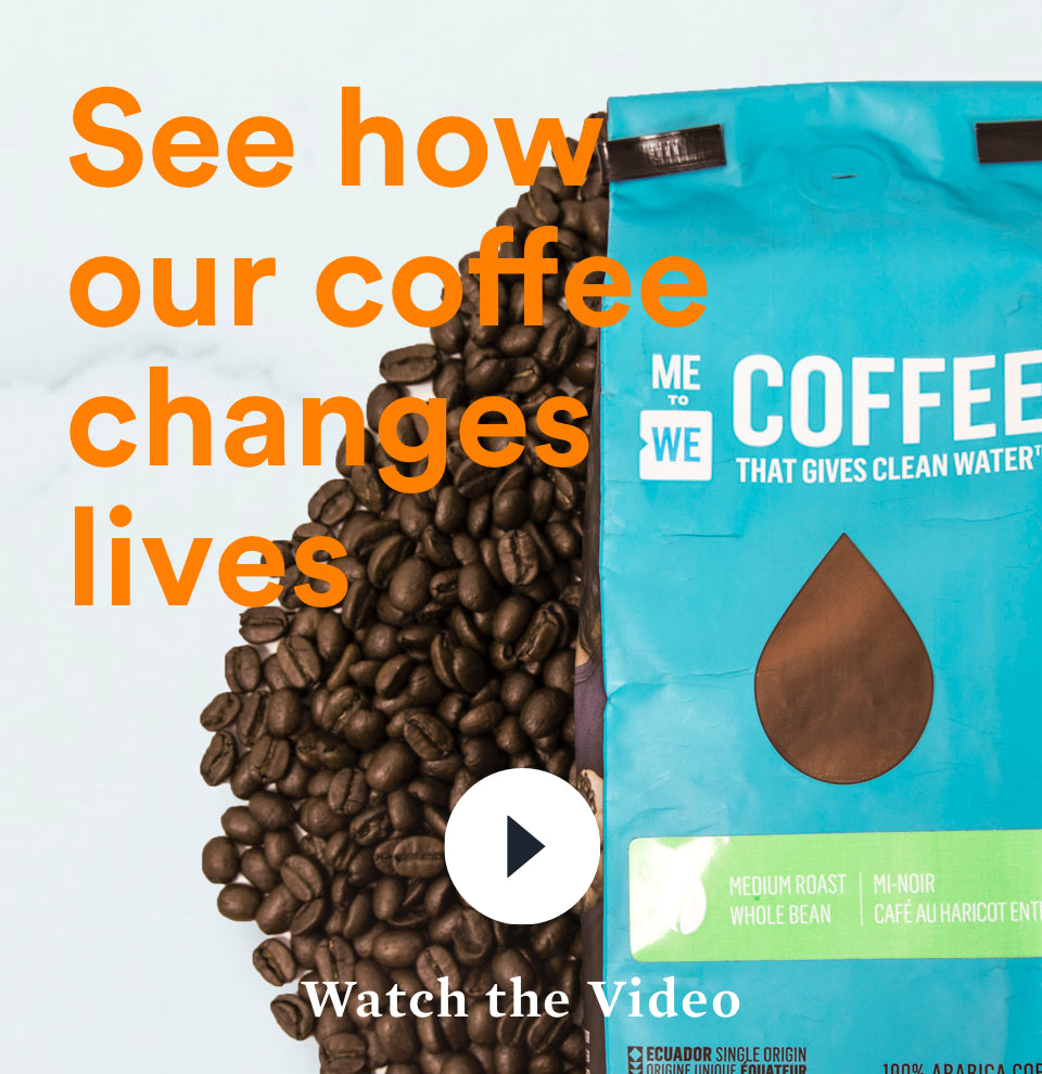See how our coffee changes lives | Watch the Video