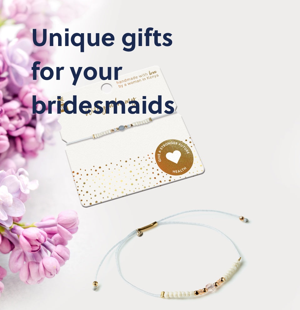 Unique gifts for your bridesmaids