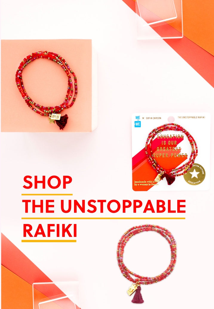Shop the Unstoppable Rafiki