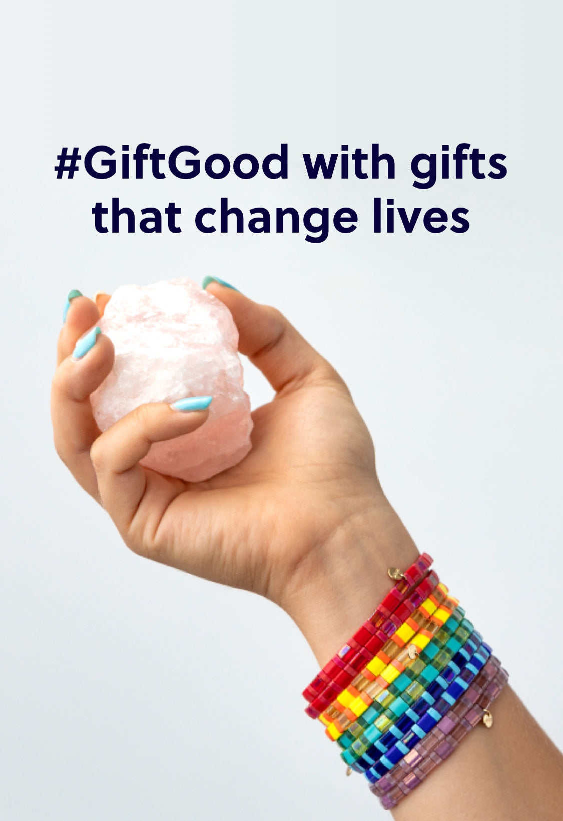 GiftGood with gift that change lives.