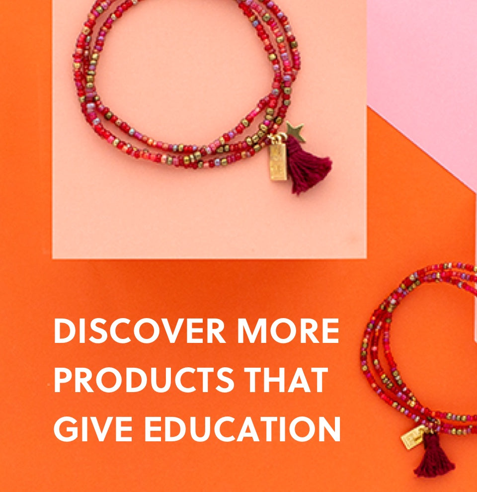 Discover more products that give education