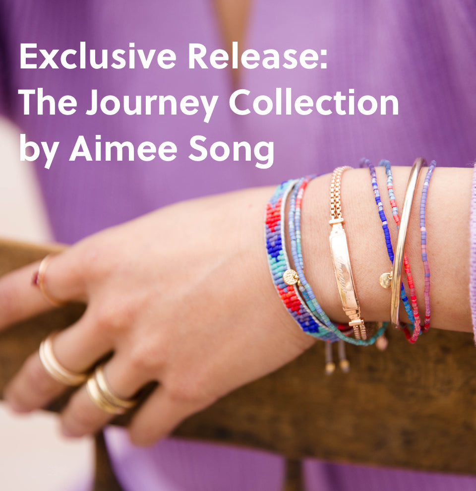 Exclusive Release: The Journey Collection by Aimee Song