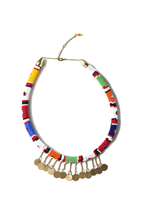 Maasai Spirit Necklace - Maasai