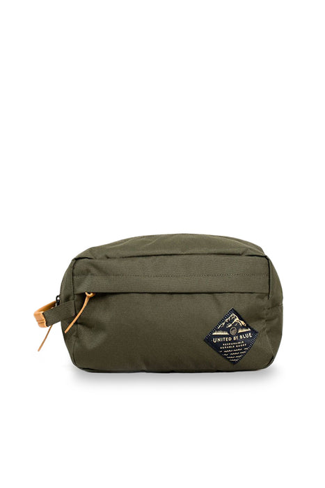 United by Blue - Crest Travel Case - Olive